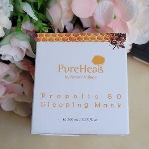 PureHeals Propolis 80 Sleeping Mask